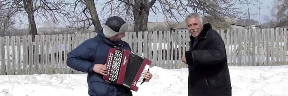 Дядя Вова танцует